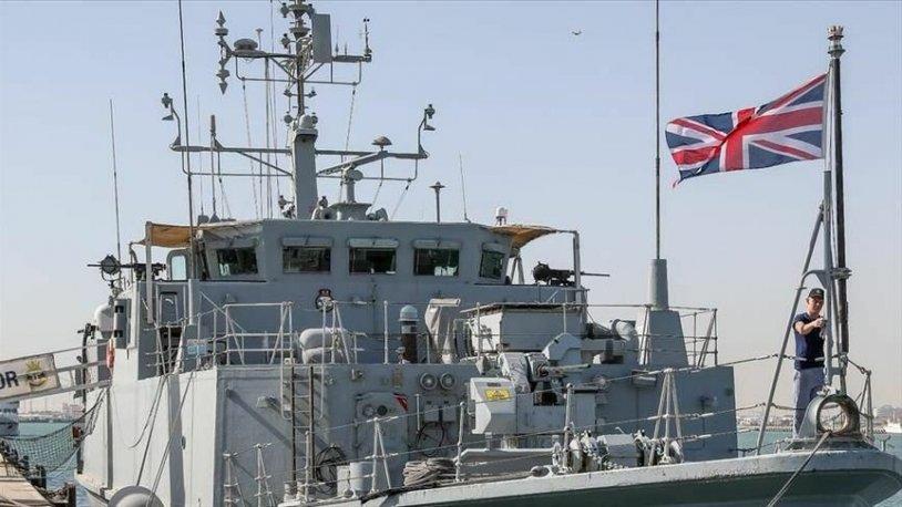 Dünyayı ayağa kaldıran gelişme: Rusya, İngiliz savaş gemisine ateş açtı