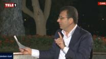 Ekrem İmamoğlu Erdoğan'a seslendi: Kanalın temelini atmaya gidiyorum diyorsa yanılıyor