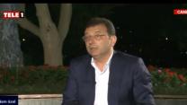 Ekrem İmamoğlu'ndan İstanbul seçimlerinin yıldönümünde Binali Yıldırım'a olay gönderme