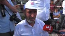 AKP'li çiftçi: SİHA yapmış bana ne, ben ölmüşüm... Ellerim kırılsaydı da oy vermeseydim