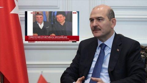Süleyman Soylu'nun TRT'de paylaştığı Sedat Peker fotoğrafının hikayesi ortaya çıktı!