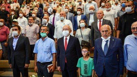 Kemal Kılıçdaroğlu, Nevşehir'de Kanaat Önderleri, Muhtarlar ve STK Temsilcileri Buluşması'nda