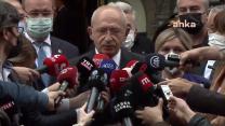 Kılıçdaroğlu, Merkez Bankası ziyareti sonrası Erdoğan'a çağrı: 'Lütfen saygı göster'